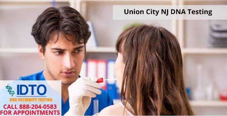 dna testing in union city nj