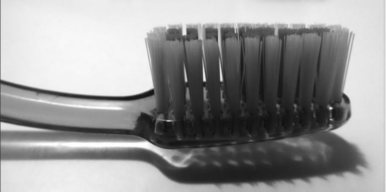 paternity testing with a toothbrush