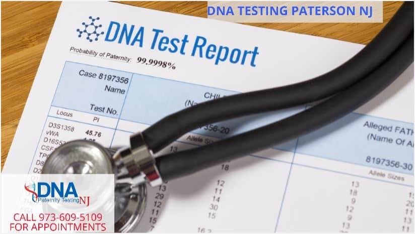 DNA Testing in Paterson NJ