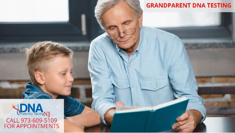 Grandparent DNA Test